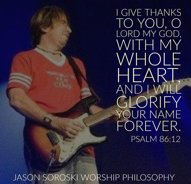 worship philosophy